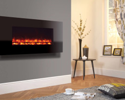 Celsi Electriflame Piano Black
