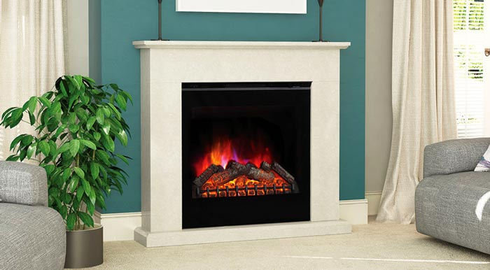 our fireplace brands - elgin and hall