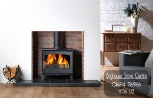 Brighouse stove