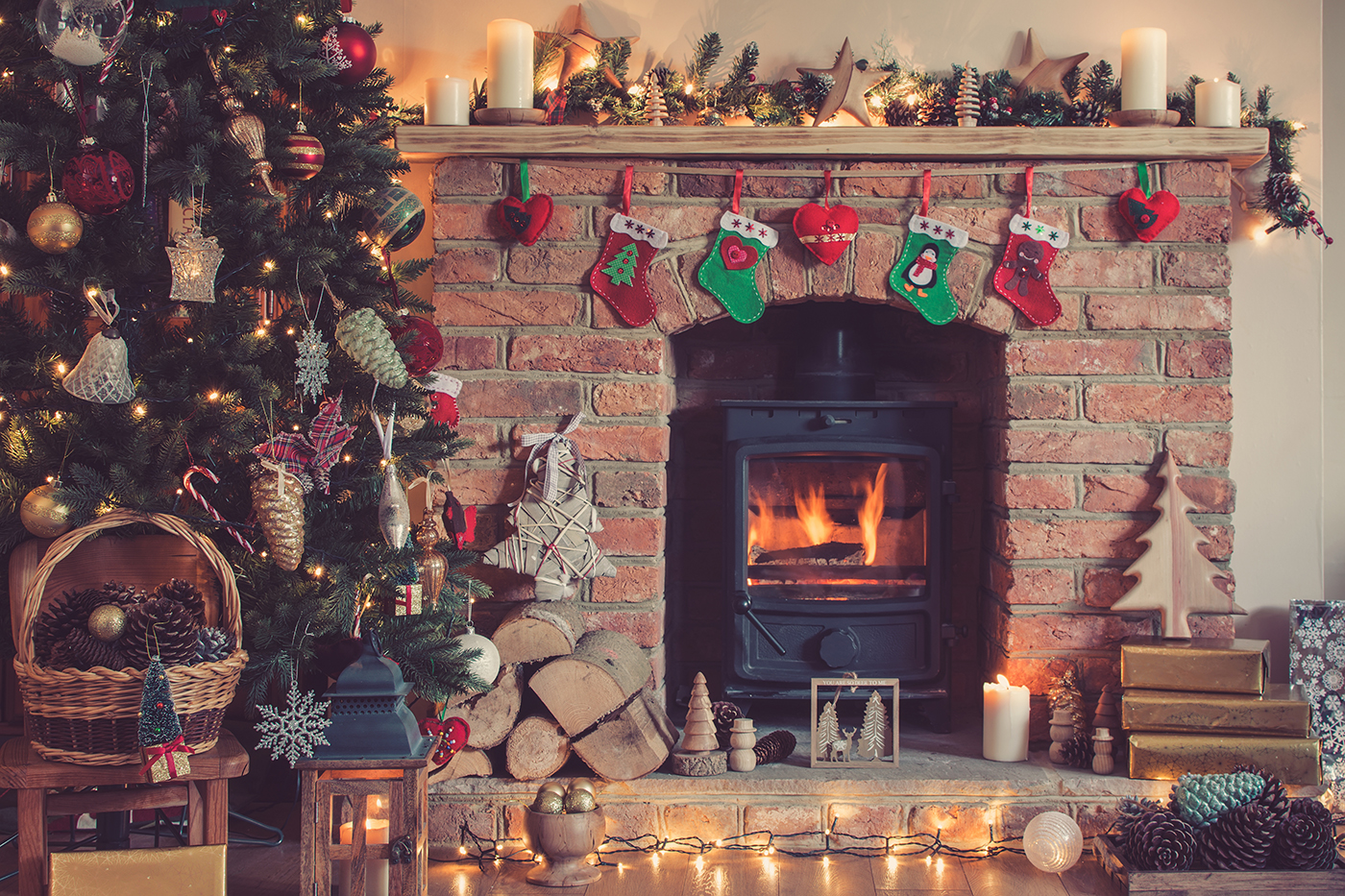 Top Fireplace Decorating Tips