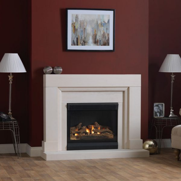 ACUMEN FLUELESS GAS FIRE WITHOUT TRIM