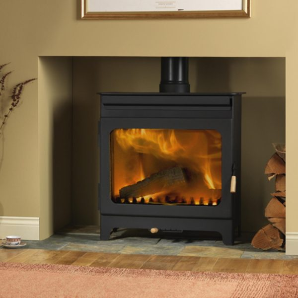 BURLEY 12KW WAKERLEY WOOD BURNING STOVE