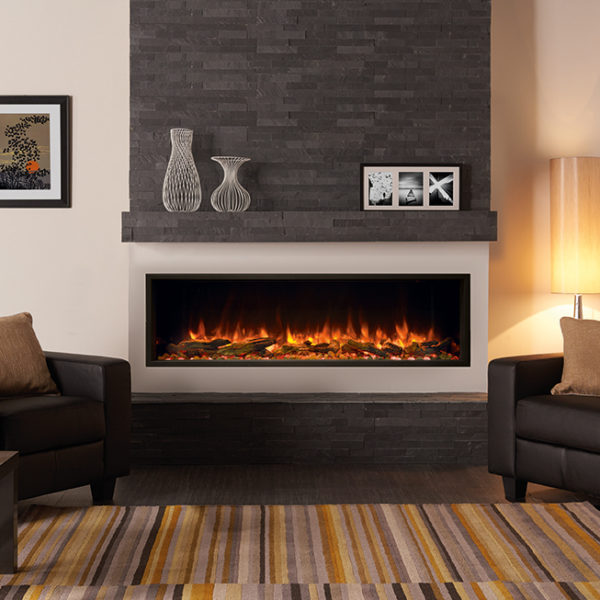 EVONIC E1800 3 SIDED ELECTRIC FIRES