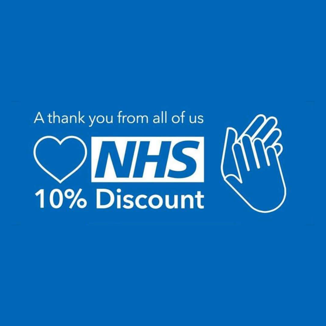 A huge Thank You to the NHS from the Studio Team
